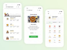 Big Bite iOS UI Kit designed by Tufayel Ahmed Nayef for Team Oreo. the global community for designers and creative professionals. Application Ui Design, Mobile Application, Design Food, App Ui Design, Ui Kit, App Delivery, Ios Ui, Screen Design, Mobile Design