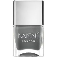 Nails inc The Thames Nail Polish/0.47 oz. (405 UYU) ❤ liked on Polyvore featuring beauty products, nail care, nail polish, nails, beauty, fillers, makeup, apparel & accessories, no color and nails inc.