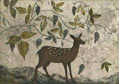 Kirsi Neuvonen, Sumuvuorten sankari / Hero of Misty Mountains Finland Art And Illustration, Modern Art, Contemporary Art, Female Painters, Moon Garden, Garden Studio, Heron, All Art, Art Prints