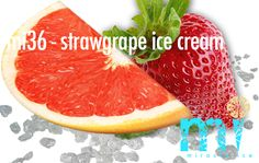 "mi 36 - ""strawgrape ice cream""    .    .  aardbeien I grapefruit I suiker I room Grapefruit, The Creator, Cocktails, Ice Cream, Food, Craft Cocktails, No Churn Ice Cream, Icecream Craft, Essen"