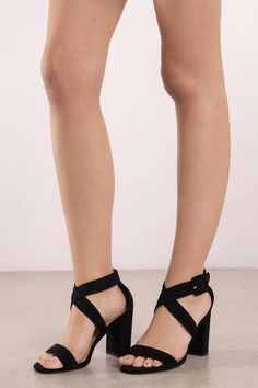 2def3bef8bd We are loving the Chester Strappy Heels. Perfect with a sundress for the  warmer days