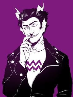 """okay so one time i let a acquaintance of mine look through my sketch journal and i had drawn a picture of cronus(no i didn't draw this obviously) and she was all like,""""ugly"""". she also said that about jared padelacki(however you spell it) and jensen ackles. plus she's obsessed with one direction so that could be why she doesn't have the proper knowledge of all things sexy"""