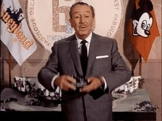 Say cheese. | 37 Vintage Disneyland GIFs You Never Knew You Needed