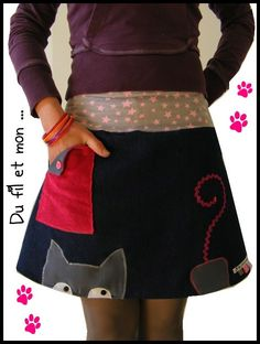 Amazing Sewing Patterns Clone Your Clothes Ideas. Enchanting Sewing Patterns Clone Your Clothes Ideas. Altered Couture, Diy Clothing, Sewing Clothes, Diy Fashion, Womens Fashion, Fashion Design, Kids Outfits, Cool Outfits, Handmade Skirts