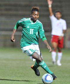 Nomenjanahary Florent Rajaoniasy of Madagascar during the 2016 Cosafa Cup match between Madagascar and Seychelles at Sam Nujoma Stadium in Windhoek Namibia on 11 June, 2016 ©Muzi Ntombela/BackpagePix