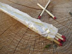 Survival uses for tampons