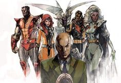 Colossus and the X-Men Gold Team by Peter V Nguyen Comic Book Characters, Marvel Characters, Comic Character, Comic Books Art, Character Design, Marvel Comics, Marvel Heroes, Catwoman, Artist Alley