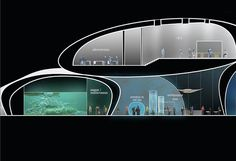 If It's Hip, It's Here: The New Batumi Aquarium From Henning Larsen Is Inspired By Beach Pebbles.