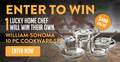 Says 25 Days Left! Enter Here, I did, Copy/Paste into URL bar/box and help us both!  http://sweepstakes.cookinglessons.com/c/ta3upkn0    <<<<