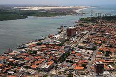 Natal, Rio Grande do Norte, Brasil - centro histórico (Ribeira)