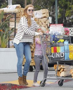 Back to reality: Amy Adams and her longtime partner took their six-year-old daughter Avian...