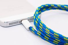 Fancy - Lightning Cross Stripe Collective Cable