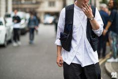 Le 21ème / Before Richard Nicholl | London  // #Fashion, #FashionBlog, #FashionBlogger, #Ootd, #OutfitOfTheDay, #StreetStyle, #Style