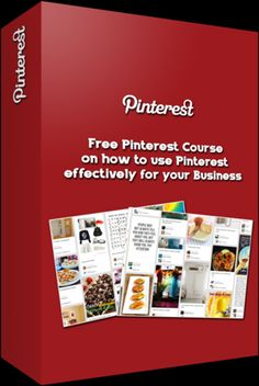 Pinterest Course: How To Use Pinterest For Your Business (Part 1 of 4)