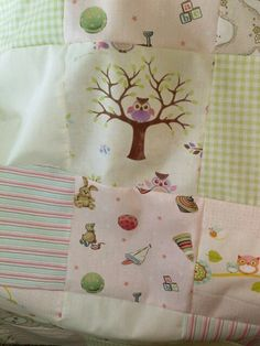 Making this lovely quilt. ..sugar and spice
