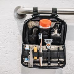 The Context Organizer adapts your environment with versatile storage and brings order to chaos.  Dopp kit. Medical kit. Travel organizer. Range day organizer. Whatever your context, organization is at hand. #tadgear #doppkit #organization #organize #edc #everydaycarry #medicalkit