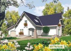 Astrid III G2 - projekt domu - Archipelag Cabin, House Styles, Outdoor Decor, Home Decor, Decoration Home, Room Decor, Cabins, Cottage, Home Interior Design