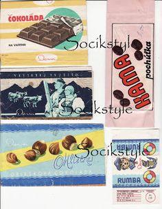 Československé cukrovinky