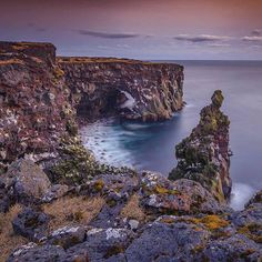 The wonders of the Snæfellsnes Peninsula.  Photo by  @splitsecondsnapshot  Keep using #alliceland for a chance to be featured!