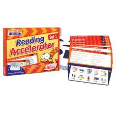 Junior Learning Smart Tray Reading Accelerator Set 1