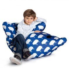 Sitting Bull Sitzsack für Kinder Happy Sheep kaufen im borono Online Shop