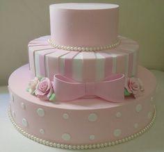 Bolo cenográfico By Larissa Kanso Birthday Cake Girls, Birthday Party Themes, Cupcakes, Cupcake Cakes, Baby Shower Cakes, Baby Boy Shower, Bolo Fack, Fondant, Paris Cakes