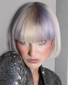 Trending: Pastel Hues, when added in moderation, can transform an ordinary cut into a trend setting, fashion statement.