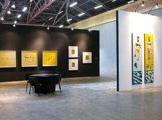 Beatriz Esguerra Art, Booth 321, Artbo 2012 Art Fair