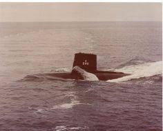 USS Sculpin SSN-590