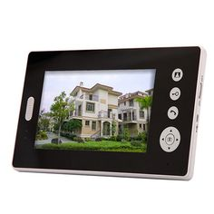 Digital Wireless Video Door Phone with 7 Inch TFT Screen Hot Tubs, Interesting Stuff, Online Shopping, Projects To Try, Places To Visit, Gadgets, Swim, Doors, Spaces