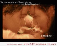 Famous & memorable love quotes from movies