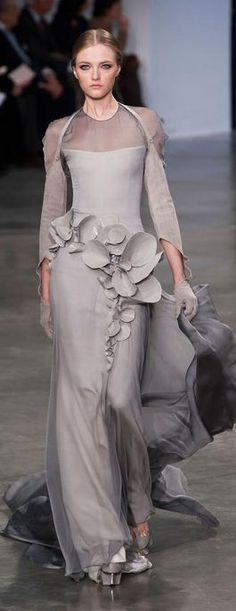 Stephane Rolland - Haute Couture Spring 2013 ~ Repinned by Federal Financial Group LLC #FederalFinancialGroupLLC Clothing, Shoes & Jewelry - Women - women's belts - http://amzn.to/2kwF6LI