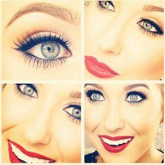 Love her makeup tutorials JaclynHill