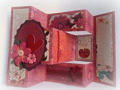Handmade trishutter embellished Mother's by Praisefolds on Etsy, $9.25
