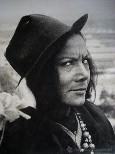 CARMEN AMAYA - Fotografía COLITA - 1960'S - GRAN FORMATO - Foto 2