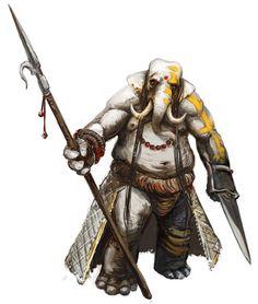 Ganeshas disciple by Odinoir.deviantart.com on @DeviantArt