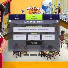 9 Best My Cafe Recipes And Stories Mod Apk Images Cheating Game