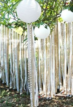 50 Paper Lantern Ideas For Your Wedding | HappyWedd.com