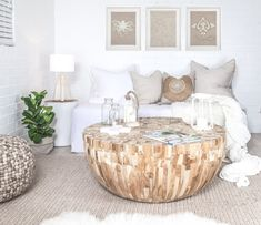 Klot Palm Coffee Table Green Design Gallery