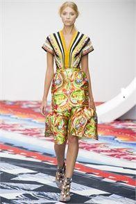 Sfilata Peter Pilotto London - Collezioni Primavera Estate 2013 - Vogue
