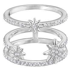 c80c1a1da 187 best Swarovski Rings images in 2019   Rings, Ring sizes ...