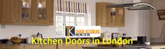 With the new-age attention to interior decoration, decorating the kitchen tastefully has become very important. Accordingly, designers have come up with a multitude of options of kitchen doors to choose from.