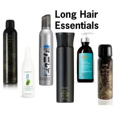 Must Have Monday: Long Hair Essentials - The Beauty Mark