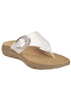 ef715231b37 Plus Size Wipline Sandal Wide Width Shoes