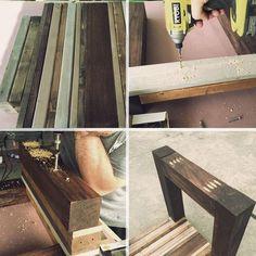 Make This: Scrap Lumber Side Table