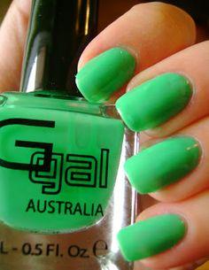 G Gal - Skater Girl Green