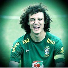 great smile :) Great Smiles, Neymar Jr, Soccer Players, Chelsea, Football, Sports, Beautiful Smile, Stuff Stuff, Ideas