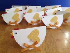 C is for Chickens by DCinkit - Cards and Paper Crafts at Splitcoaststampers Easter Arts And Crafts, Spring Crafts For Kids, Art For Kids, Snail Mail Gifts, Chicken Crafts, Card Creator, Shaped Cards, Cool Cards, Preschool Crafts