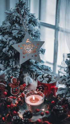 Merry Christmas Wallpaper, Xmas Wallpaper, Christmas Aesthetic Wallpaper, Winter Wallpaper, December Wallpaper, Christmas Scenes, Noel Christmas, Winter Christmas, Christmas Lights