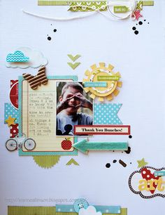...Our Little Family...: Scrapping favourites o